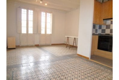 Ref 2109 – Apartament en lloguer a la zona de Sants, Barcelona. 46m2