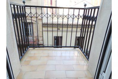 Ref 3637 – Apartamento en alquiler en la zona de Sant Gervasi, Barcelona. 52m2
