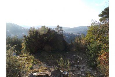Ref 3034AV – Terreny en venda en la zona de Les Planes, Baixador Vallvidrera. 500 m2