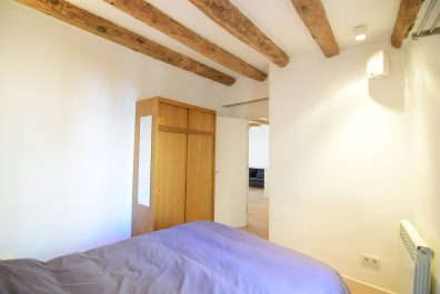 Ref 3875 – Apartament en lloguer a la zona del Borne, Barcelona. 80m2