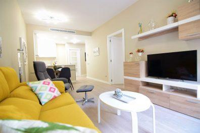 Ref 3978V –  Apartament en venda a la zona de Sants, Barcelona 88 m2
