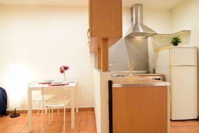 Ref 4092 – Loft en lloguer en la zona de Gòtic, Barcelona 40 m2
