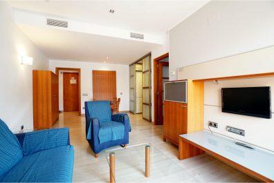 Ref 4101 – Apartamento en alquiler en la zona de Sagrada Família, Barcelona. 50m2